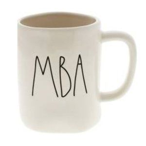 MBA Rae Dunn Master of Business Administration Mug